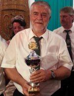 Stadtkönig 2014 Hans Wilhelm Hukemann